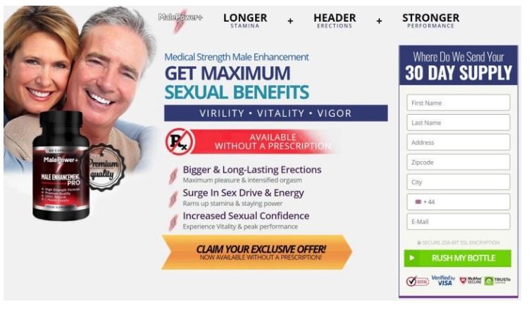 Male Enhancement Plus