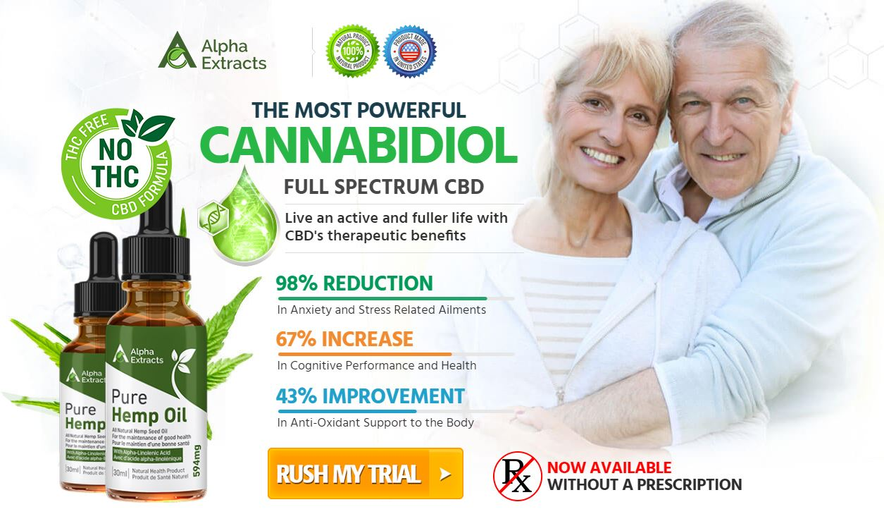 Alpha Extracts Pure Hemp Oil Canada Reviews, Benefits & Where to Buy?